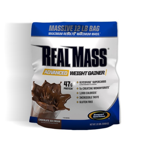 Gaspari Nutrition Real Mass Advanced 5.4kg