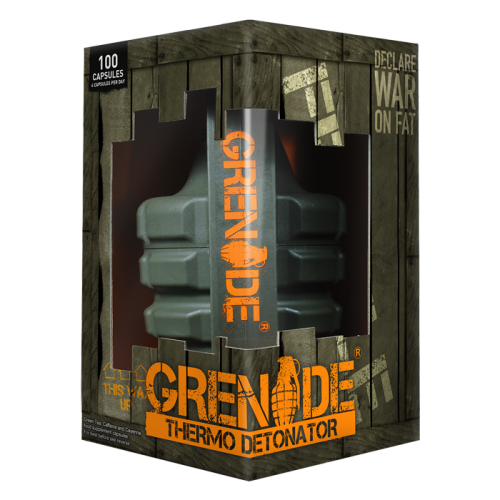 Grenade Thermo Detonator Fat Burner