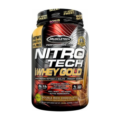 Muscletech Nitro Tech Whey Gold 1kg
