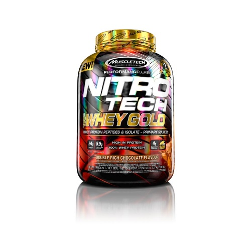 Muscletech Nitro Tech Whey Gold 2.51kg