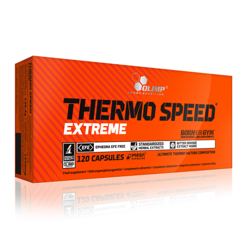 Olimp Sport Nutrition Thermo Speed Extreme 120 capsules