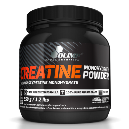 Olimp Sport Nutrition Creatine Monohydrate 550g