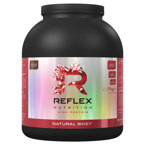 Reflex Nutrition Natural Whey 2.27Kg