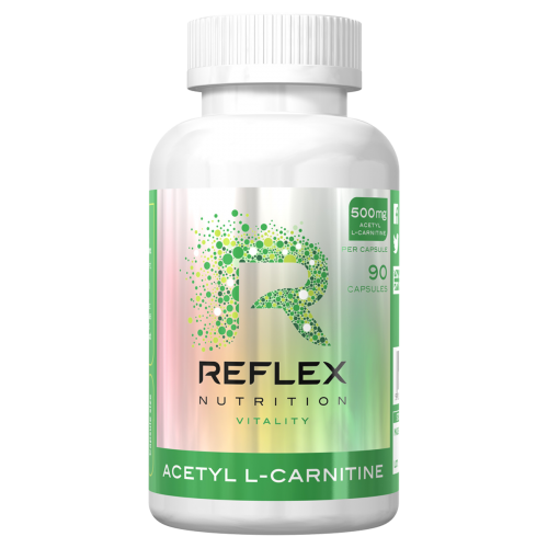 Reflex Nutrition Acetyl-L-Carnitine 500mg 90 capsules