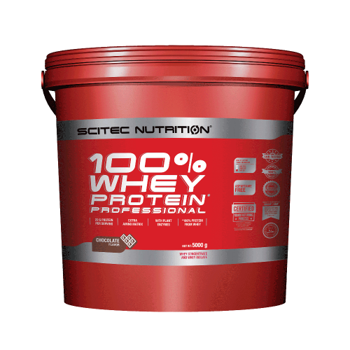 Scitec Nutrition 100% Whey Protein Professional 5000g