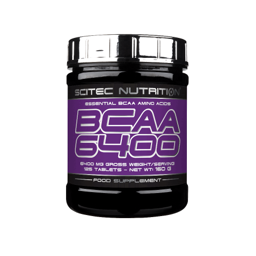 Scitec Nutrition BCAA 6400 Tablets
