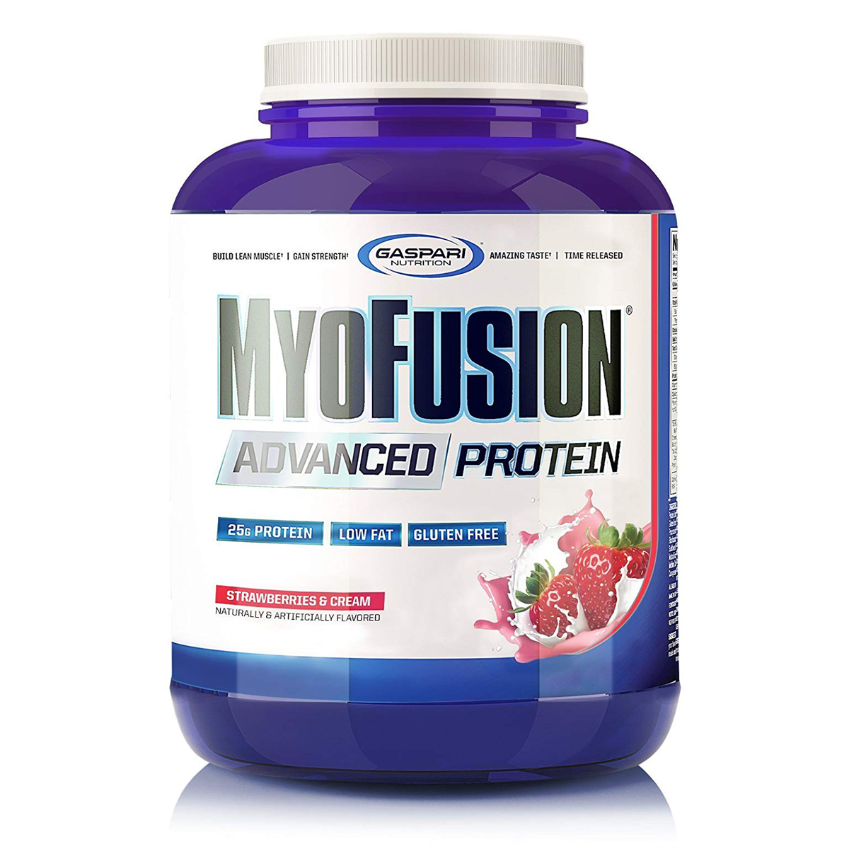 Gaspari Nutrition MyoFusion Advanced EU 1.8kg