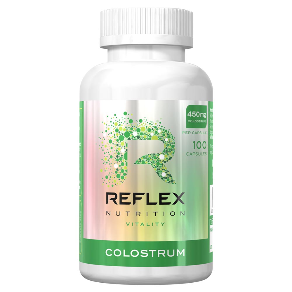 Reflex Nutrition Colostrum capsules 480mg 100 capsules