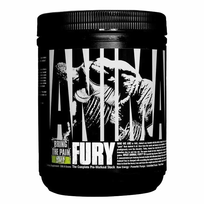 Animal Fury Pre-Workout - 320g